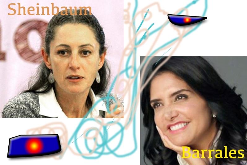 Barrales vs Sheinbaum